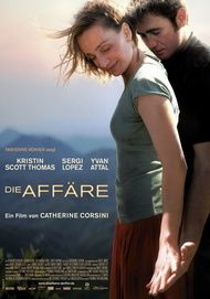 "Movie poster for ""Die Affäre"""