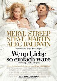 """Filmplakat für """"Wenn Liebe so einfach wäre"""""""