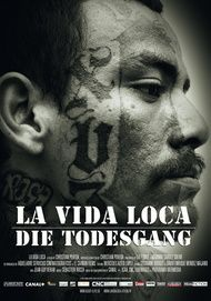 "Filmplakat für ""La Vida Loca"""