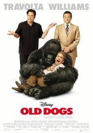 """Movie poster for """"Old Dogs"""""""