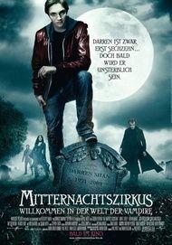 """Filmplakat für """"Mitternachtszirkus - Willkommen in der Welt der Vampire"""""""