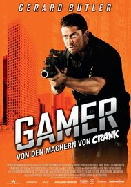 """Movie poster for """"Gamer"""""""