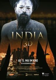 "Movie poster for ""Fascinating India 3D"""