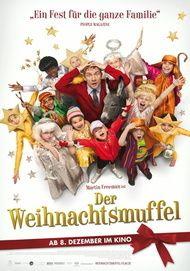 """Filmplakat für """"Der Weihnachtsmuffel"""""""