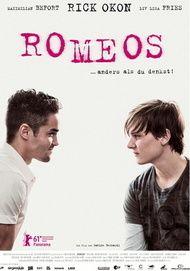 """Filmplakat für """"Romeos"""""""