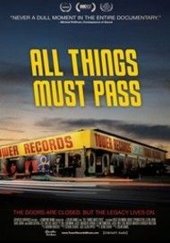 "Movie poster for ""ALL THINGS MUST PASS"""