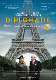 """Movie poster for """"DIPLOMACY"""""""