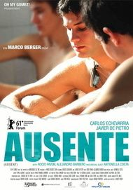 "Movie poster for ""Ausente"""
