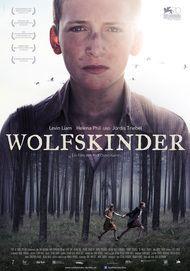 "Movie poster for ""Wolfskinder"""