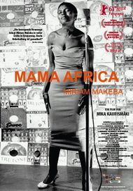 """Movie poster for """"Mama Africa"""""""