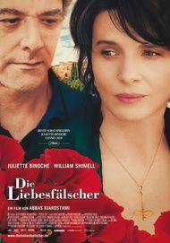 """Filmplakat für """"Die Liebesfälscher"""""""
