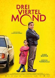 """Movie poster for """"Dreiviertelmond"""""""