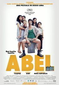 """Filmplakat für """"Abel"""""""