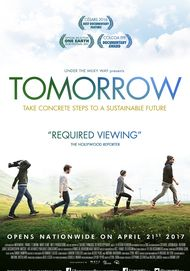 "Movie poster for ""TOMORROW"""