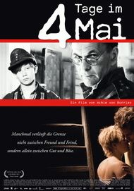 """Movie poster for """"4 Tage im Mai"""""""