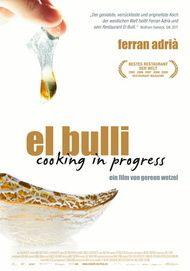 """Filmplakat für """"El Bulli - Cooking in Progress"""""""