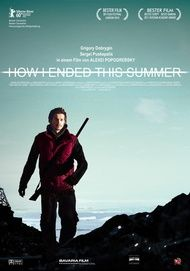 "Filmplakat für ""How I Ended This Summer"""