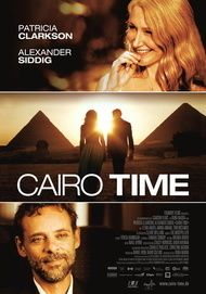 "Movie poster for ""Cairo Time"""