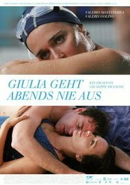 """Filmplakat für """"Giulia geht abends nie aus"""""""