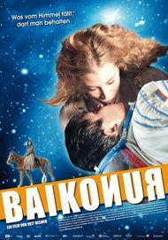 """Movie poster for """"Baikonur"""""""