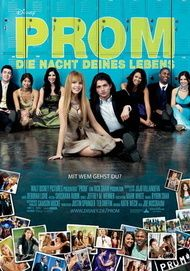 """Movie poster for """"Prom"""""""
