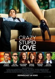 "Movie poster for ""Crazy, Stupid, Love"""
