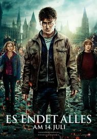 "Movie poster for ""Harry Potter and the Deathly Hallows: Part II"""
