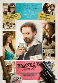 """Filmplakat für """"Barney's Version"""""""