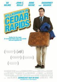 """Filmplakat für """"Willkommen in Cedar Rapids"""""""