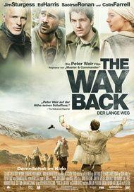 """Filmplakat für """"The Way Back - Der lange Weg"""""""
