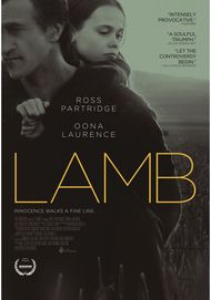 "Movie poster for ""LAMB"""