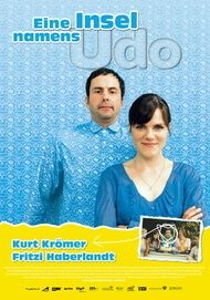 "Movie poster for ""Eine Insel namens Udo"""