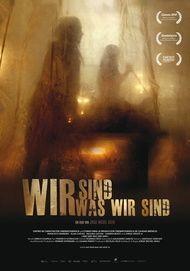 """Filmplakat für """"Wir sind was wir sind"""""""