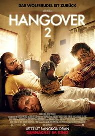 "Movie poster for ""The Hangover Part II"""