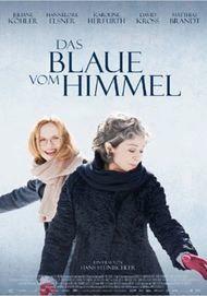 """Movie poster for """"Das blaue vom Himmel"""""""