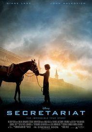 """Movie poster for """"Secretariat"""""""