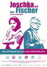 """Movie poster for """"Joschka und Herr Fischer"""""""
