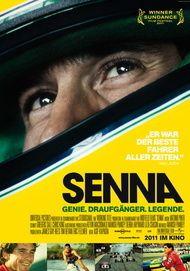 """Filmplakat für """"Senna"""""""