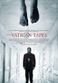 "Filmplakat für ""THE VATICAN TAPES"""