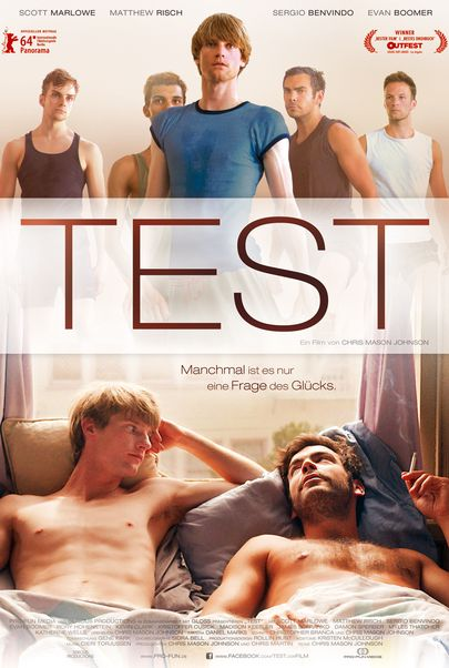 "Movie poster for ""Test"""