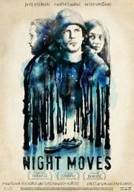"Filmplakat für ""Night Moves"""