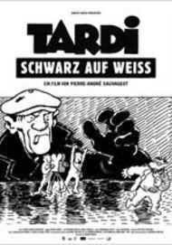 """Filmplakat für """"Tardi - Schwarz auf Weiß"""""""