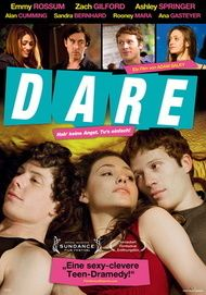 "Movie poster for ""Dare"""