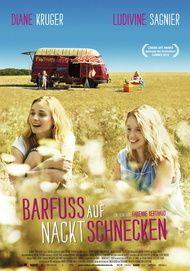 """Filmplakat für """"Barfuß auf Nacktschnecken"""""""