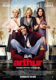 "Movie poster for ""Arthur"""