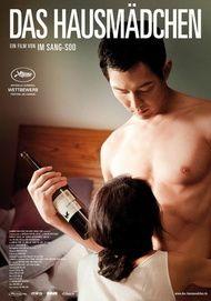 """Filmplakat für """"Das Hausmädchen"""""""