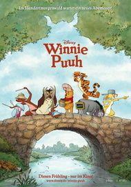"""Movie poster for """"WINNIE THE POOH"""""""