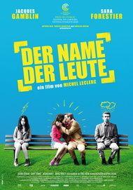 """Movie poster for """"Le nom des gens"""""""