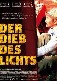 """Filmplakat für """"Der Dieb des Lichts"""""""