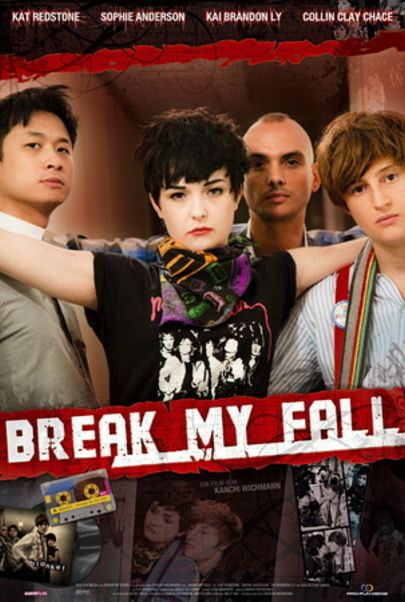 "Filmplakat für ""Break My Fall"""
